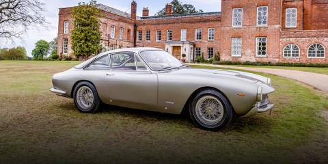 1969 Ferrari 250 GT Lusso Feature