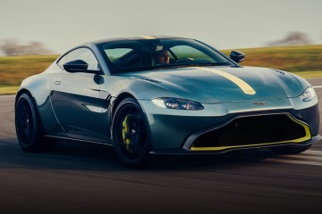 Aston Martin Vantage AMR feature