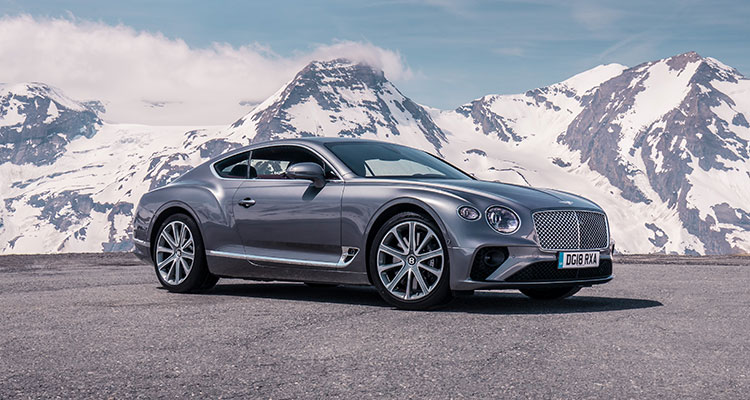 Bentley Continental GT - Tungsten - 9 (4)