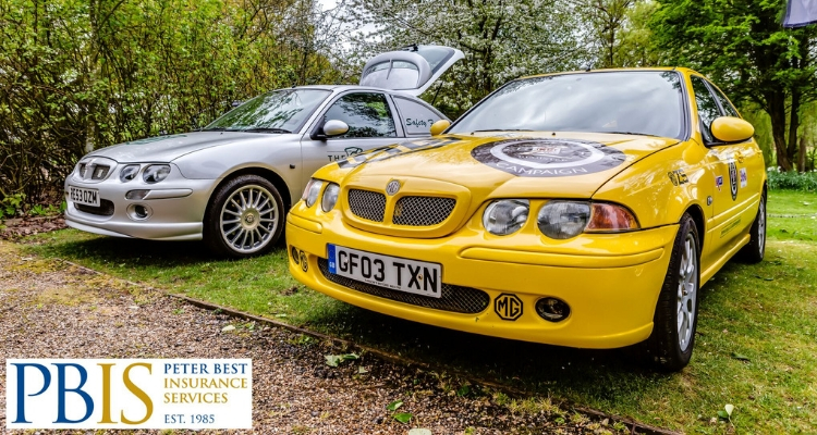 Braxted 6 MG Car Club