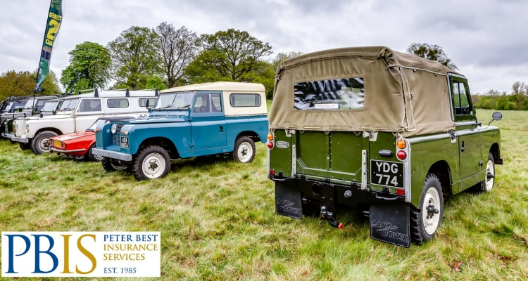 Land Rover series Braxted 8