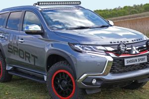 Shogun Sport SVP Feature