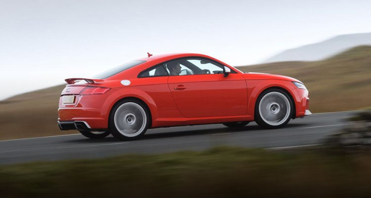 Audi TT RS Coupe (feature)
