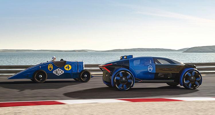 Citroen unveils 'unconventional' 19_19 Concept 5
