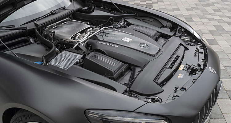 Mercedes-AMG GT R Roadster Convertible (1)