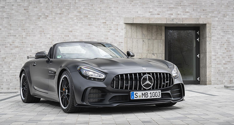 Mercedes-AMG GT R Roadster Convertible (2)