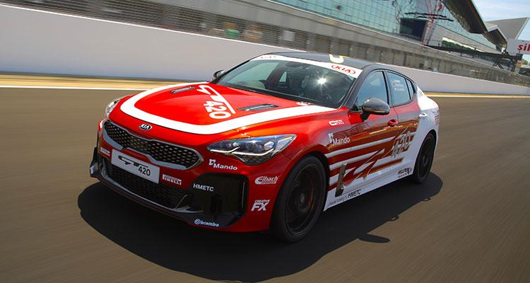 Kia Stinger GT420 Track Car (2)