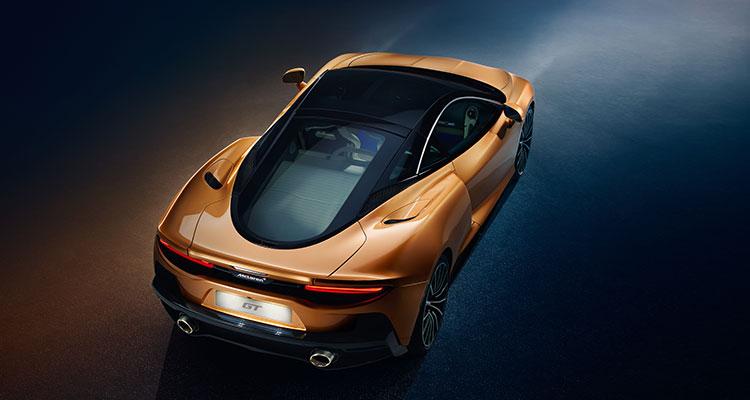 New McLaren GT (5)