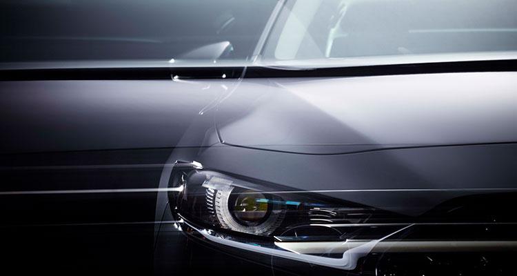 Rankin Mazda3 BTS London shoot (4)