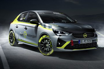 Opel Corsa-e Rally (feature)