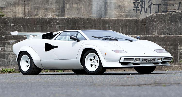Replica Lamborghini Countach (2)