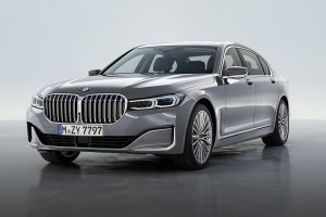 Ugliest Cars of 2019 - New BMW 7 Series (feature)