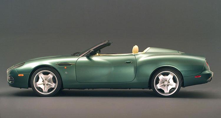 2003 Aston Martin DB-AR1 Zagato