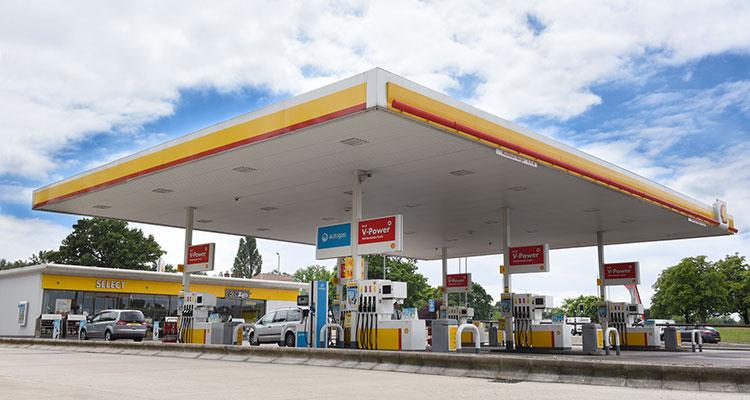 LPG fuelling station