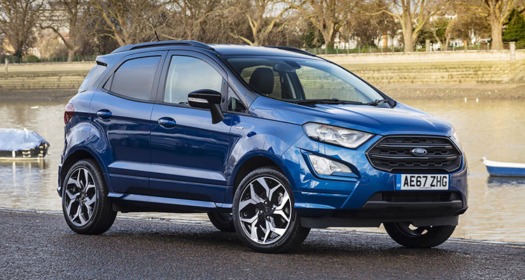 10 Cars You're Definitely Pronouncing Wrong - Ford EcoSport (4)