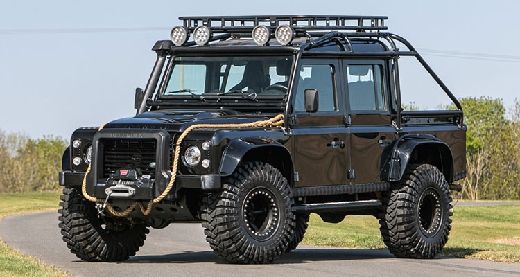 Land Rover Defender Spectre Edition - Gordan Ramsay