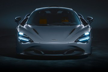 McLaren 720s Le Mans Special Edition (feature)