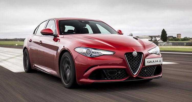 Alfa Romeo Giulia Quadrifoglio manual