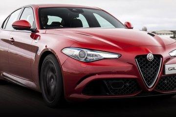 Alfa Romeo Giulia Quadrifoglio manual (feature)