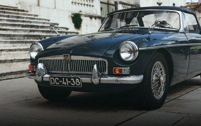 Win £100 For Your Classic Car Club With Peter Best