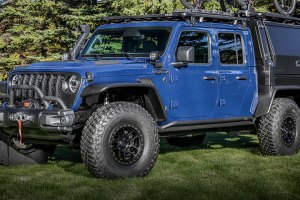 The Jeep Gladiator Top Dog Concept