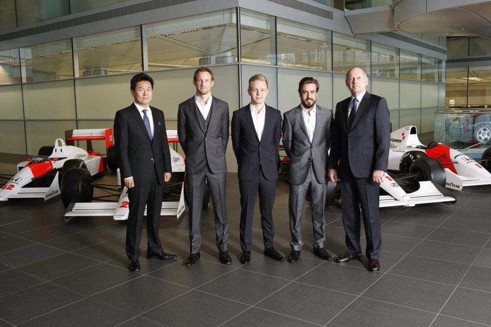 La nueva era de McLaren Honda