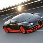 4. Bugatti Veyron Super Sport: 431 km/h