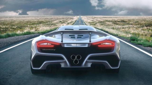 Hennessey Venom F5