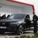 Los Audi del Real Madrid