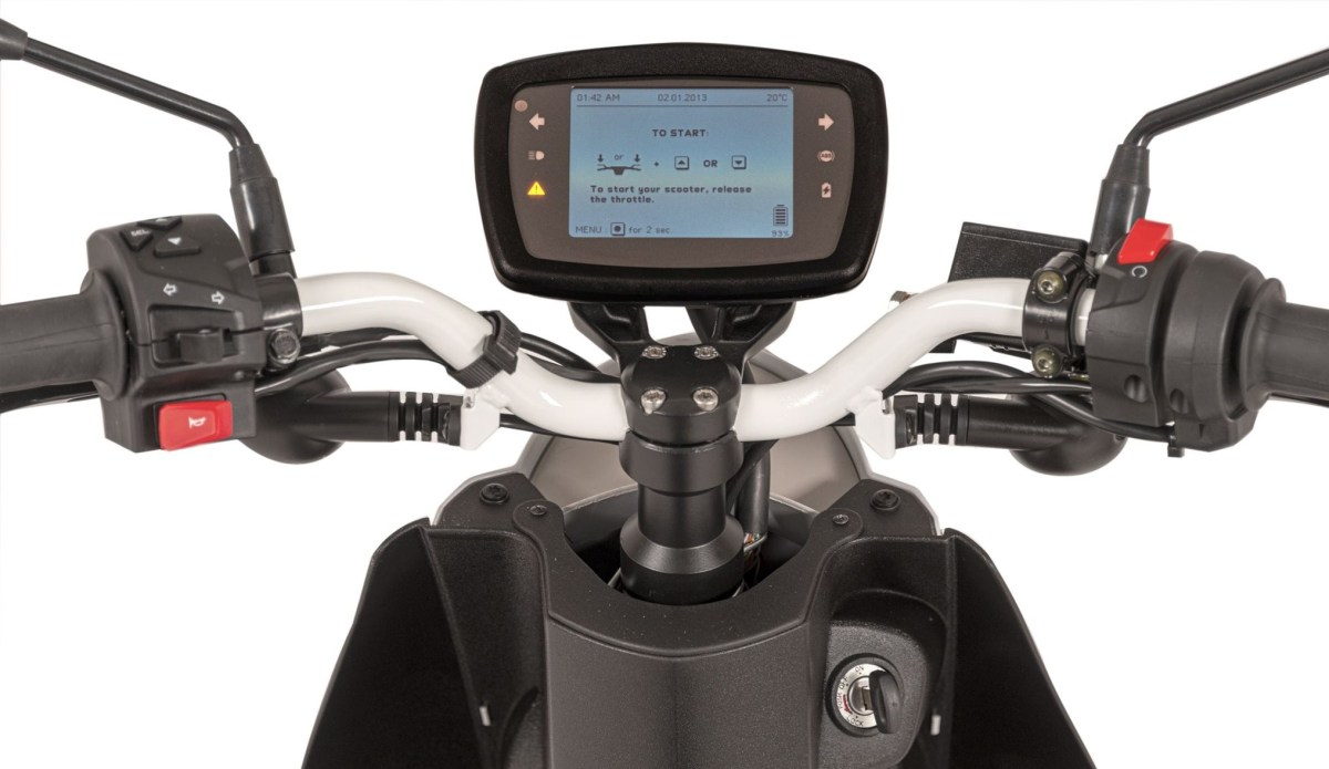 Peugeot e-Ludix, a battery-powered scooter for the new generations | Motorcycles