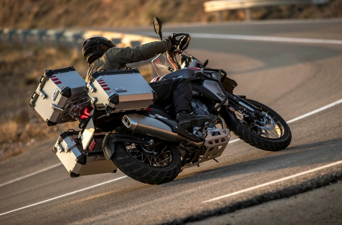 Macbor Montana XR5 500: a trail that does everything |  Motorcycles