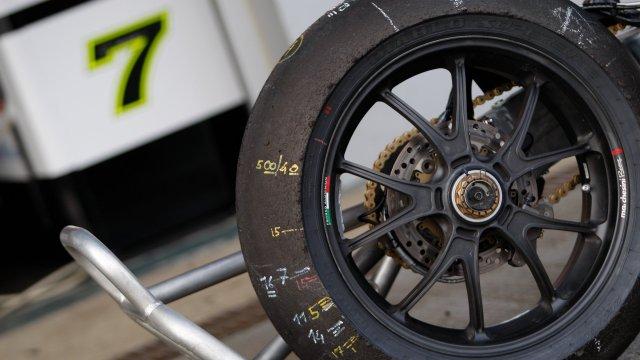 Neumático WSBK