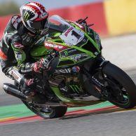 Jonathan Rea Superpole Race WorldSBK Motorland Aragón