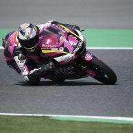 Tony Arbolino consigue la pole de Moto3 en el Gran Premio de Catalunya