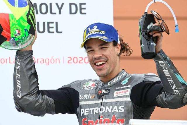 Franco Morbidelli MotoGP Teruel 2020