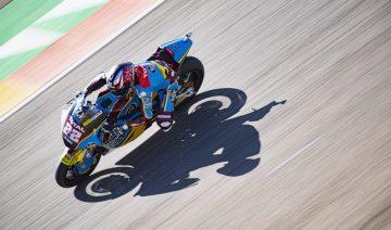 Sam Lowes consigue la pole en el Gran Premio de Teruel