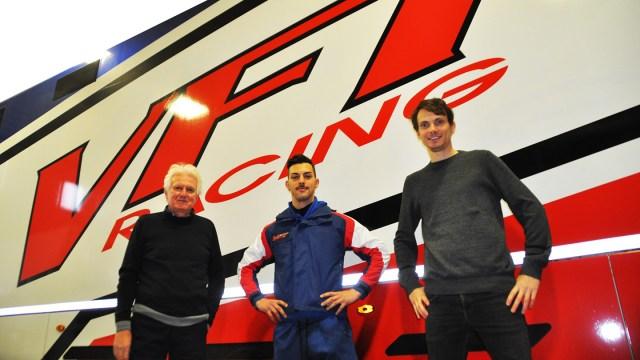 Davide Pizzoli VFT Racing