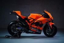 KTM Tech3 2021 presentación 1