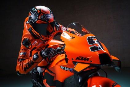 KTM Tech3 2021 presentación Danilo Petrucci 2