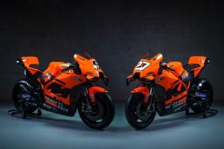 KTM Tech3 2021 presentación 3