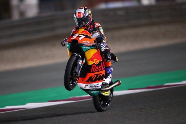 Pedro Acosta Moto3 QatarGP 2021