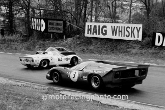 Lola T70GT Mk3 at Brands Hatch 1969