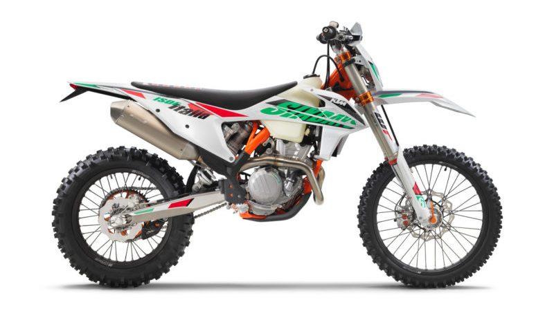 KTM lança novos modelos SIX DAYS 2021