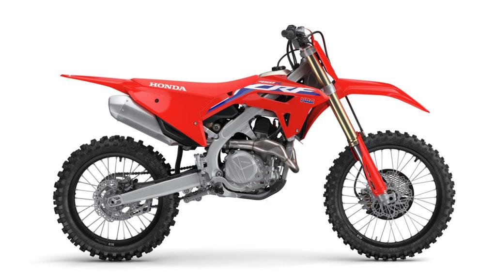 Honda abre a PRÉ VENDA das motos CRF importadas