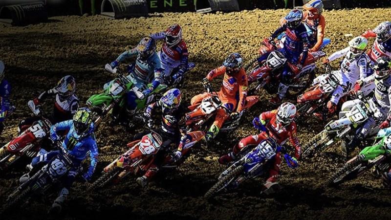 Video, Resumo do Grande Prêmio de Itália de Motocross