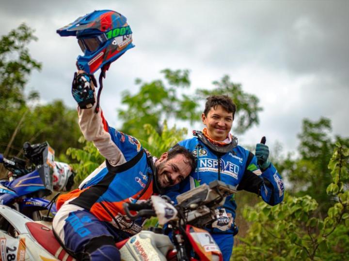Enfrentar o Sertões com moto nacional é missão mais que possível