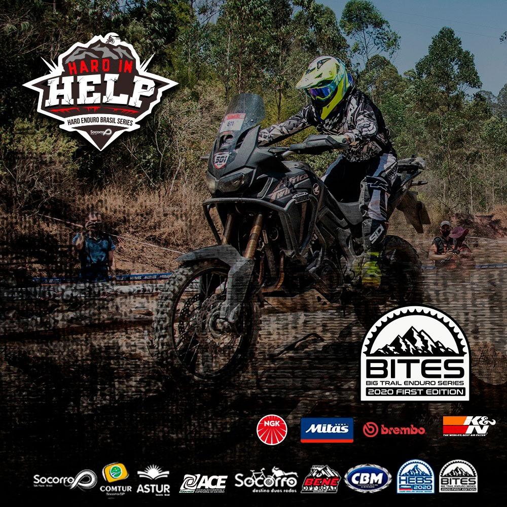 Primeiro campeonato brasileiro de Big Trail do Brasil