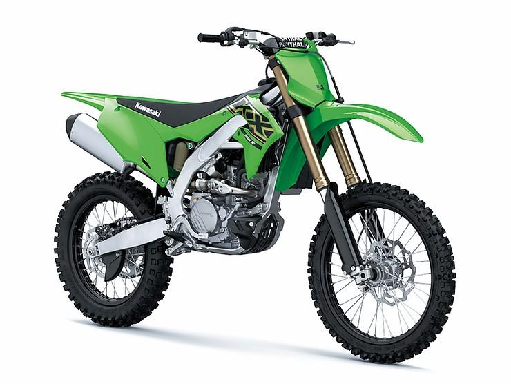 Kawasaki lança no BRASIL as motos KXF 250 e 450 X, e a KLX300?