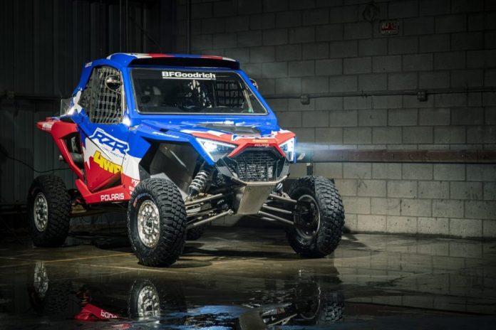 """Polaris revela sua """"arma"""" para o Dakar 2021"""