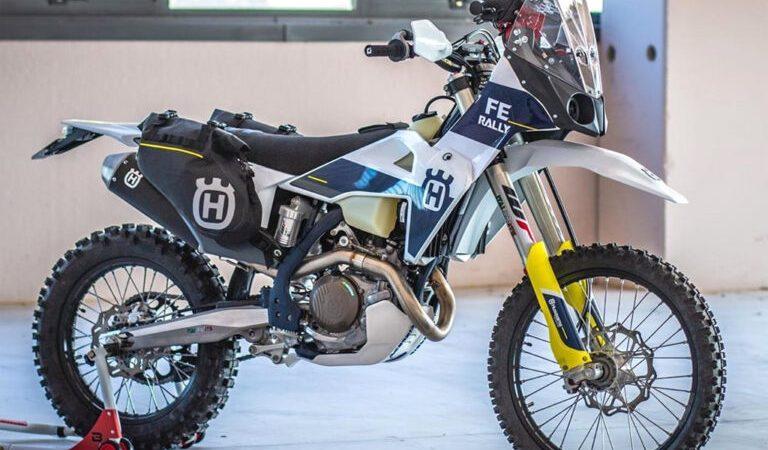 Kit Rally para KTM EXC e Husqvarna FE
